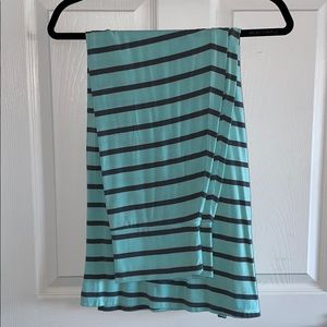🌻💜 Striped Maxi skirt